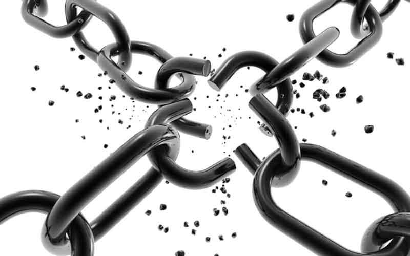 chains-broken