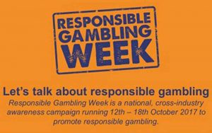 Big Plans as the Responsible Gambling Week Draws Nearer