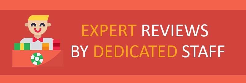 Expert reviews image.