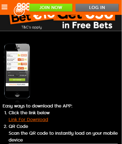 Mobile compatibility of sports bookmaker.