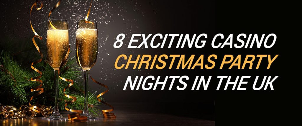Exciting Casino Christmas Party Nights Out